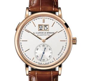 Lange & Söhne Saxonia Automatique Grande Date : 25 exemplaires réservés aux boutiques exclusives