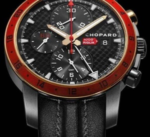 Chopard Chronographe Mille Miglia Zagato : Gran Turismo !