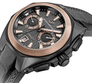 Girard-Perregaux Chrono Hawk Hollywoodland : silence, on tourne !