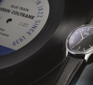 Edition limitée Oris John Coltrane : A love supreme