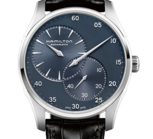 Hamilton Jazzmaster Regulator : un classique de l'horlogerie