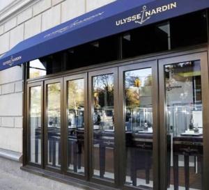 Ulysse Nardin : ouverture d'une boutique exclusive à New York