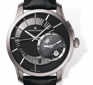 Maurice Lacroix reçoit 2 récompenses : pour son mouvement ML106 & pour sa montre Pontos Décentrique GMT