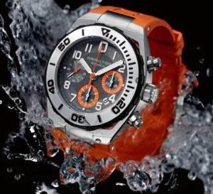 Hamilton Khaki Navy Sub Auto Chrono : chrono nouvelle vague en vogue