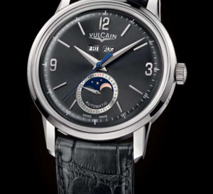Vulcain 50s Presidents' Moonphase : montre indémodable