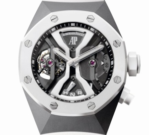 Audemars Piguet Tourbillon Royal Oak Concept GMT : hommage avant-gardiste à la Royal Oak