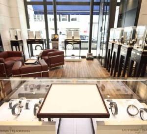 Ulysse Nardin : ouverture d'une boutique exclusive à Paris avec Kronometry 1999