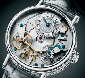 Tradition 7027 de Breguet : maintenant disponible en or blanc
