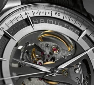 Hamilton Jazzmaster Viewmatic Skeleton : la parité faite montre
