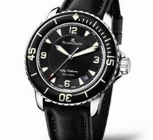 Fifty Fathoms Blancpain : une nouvelle collection pour Bâle 2007