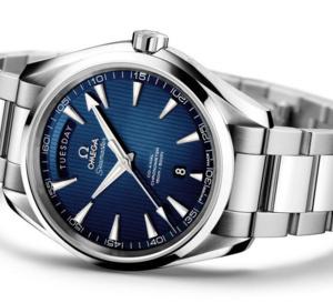 Omega Seamaster Aqua Terra Jour-Date : élégante, classique et pratique