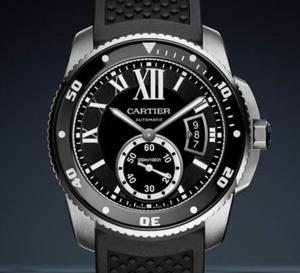 Cartier Calibre Diver : plongeuse et mérites…