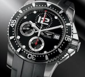 HydroConquest Longines : une montre… profondément sportive