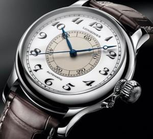 The Longines Weems Second-Setting Watch : un hommage à celui qui inspira Lindbergh