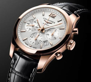 Longines Conquest Classic : un chrono en or… accessible !