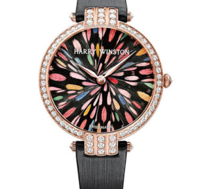 Harry Winston Premier Feathers Limited Edition Geneva : 8 exemplaires
