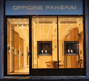 Moscou : Officine Panerai ouvre une deuxième boutique