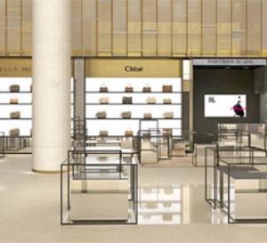 Le Printemps du Louvre : nouveau point de vente horloger au Carrousel du Louvre à Paris