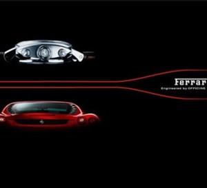 Panerai célèbre les 60 ans de Ferrari