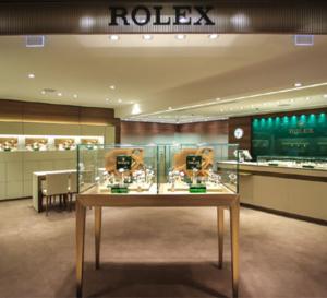 Rolex : ouverture d'un espace au Printemps du Louvre