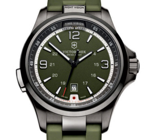 Victorinox Night Vision : instrument multi-fonctions