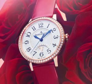 Jaeger-LeCoultre Rendez-Vous Saint-Valentin : I Love You