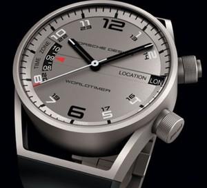Porsche Design Worldtimer P'6750 : une nouvelle interprétation de la fonction du temps universel
