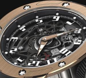 Richard Mille RM 63-01 Dizzy hands : mesure du temps et démesure