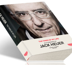 The time of my life : les confessions de Jack Heuer (livre)