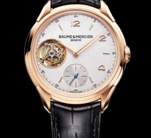 Baume et Mercier Clifton 1892 Tourbillon Volant : historiquement et « horlogèrement » légitime…