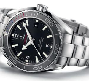 Omega Seamaster Planet Ocean Sochi 2014 : le modèle pour hommes