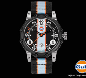 BRM BT6-46 Gulf : racing spirit
