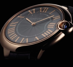 Cartier Ballon Bleu : 40 mm extra-plate