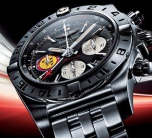 Breitling Chronomat 44 GMT : 50e Anniversaire Patrouille Suisse
