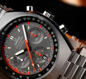 Omega Speedmaster Mark II : si vintage, si désirable !