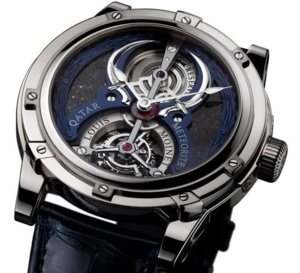 Louis Moinet Qatar Tourbillon