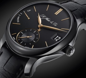 Moser Perpetual Calendar Black Edition : anticonformiste mais distinguée