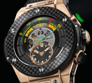 Coupe du Monde : Hublot Big Bang Unico Chrono Bi-rétrograde… la Soccer Bang