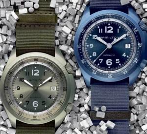 Hamilton Khaki Pilot Pioneer Aluminium : l'alu selon Halmilton