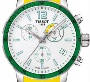 Tissot Quickster Football : une montre pour le mondial !