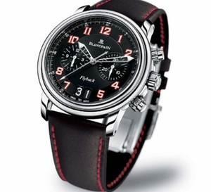 Blancpain Léman Chronographe Flyback Grande Date : une série limitée à l'occasion du rallye « Peking to Paris »
