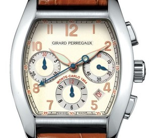 Chronographe Richeville Girard-Perregaux « Monte-Carlo 1954 »
