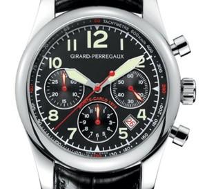 Girard-Perregaux : Chronographe Fly-back « Monte-Carlo 1970 »