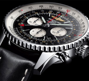 Breitling Navitimer GMT 48 mm : voyageuse au long cours version XL