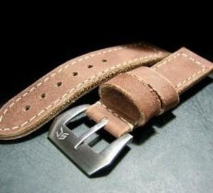 Strap Culture : des bracelets-montres au look 'vintage' pour habiller vos Panerai