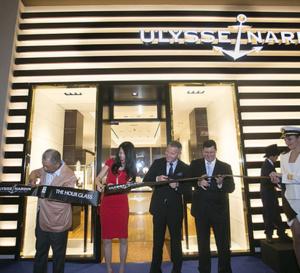 Ulysse Nardin : ouverture d'une boutique exclusive à Singapour