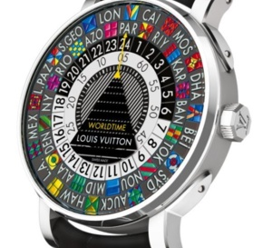 Louis Vuitton Escale Worldtime : l'âme du voyage