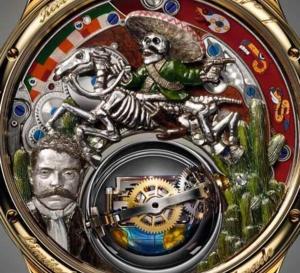Zenith Academy Christophe Colomb Hurricane Revoluction : Emiliano Zapata