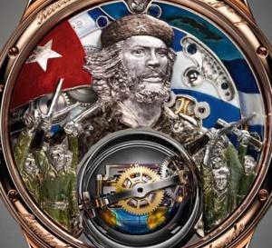 "Zenith Academy Christophe Colomb Hurricane Revoluction : Ernesto ""Che"" Guevara"
