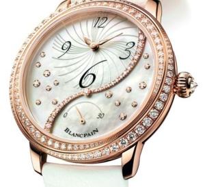 Blancpain : nouveau modèle horloger et joaillier au sein de la collection Women